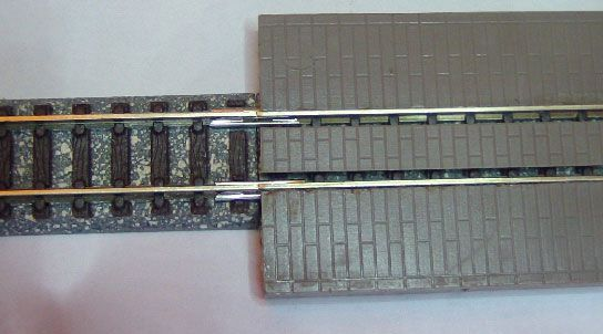 "Kato and Tomix track systems for trams (""N"" scale)"