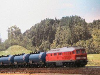 Eisenbahnhintergründe