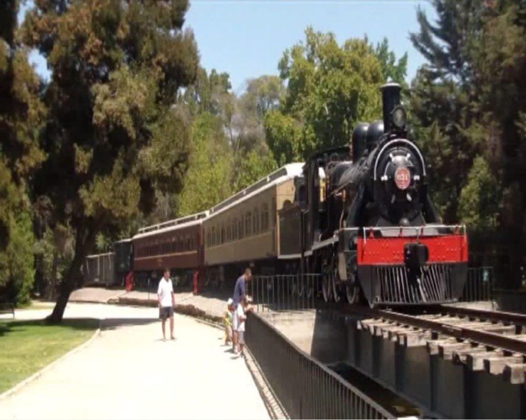 Train de Patagonie